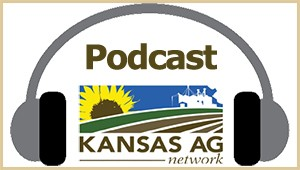 Kansas Ag Network Podcast logo