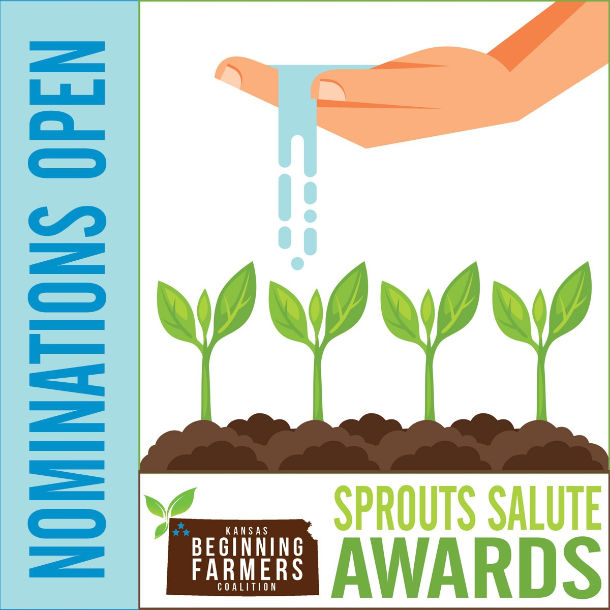 Sprouts Salute Award Nominations