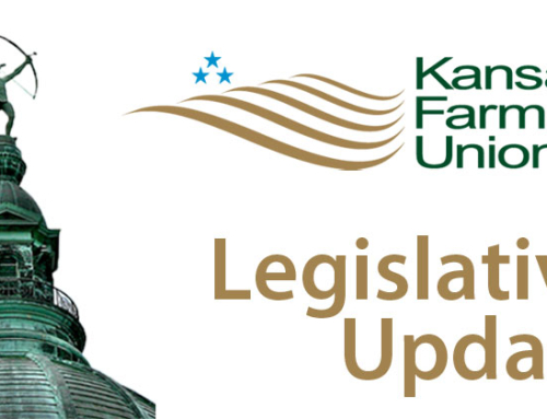 Unfairly Taxing Kansas Farmland: KFU Opposes SB178