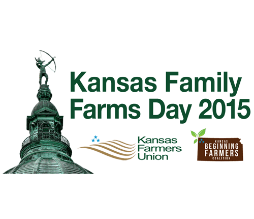 Kansas Family Farms Day at the Capitol page link