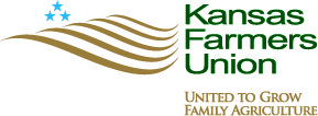 Kansas Farmers Union Logo Color