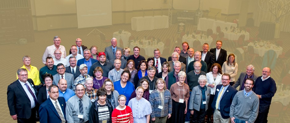 Attendees at the 2013 KFU State Convention