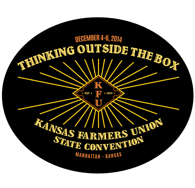 2014 KFU Convention Badge