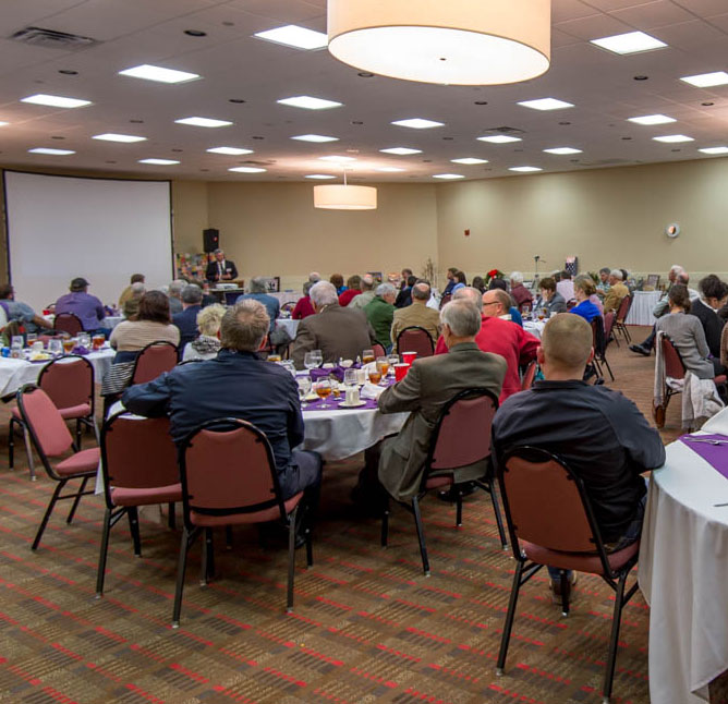 2014 KFU Convention Banquet on Friday, December 5.