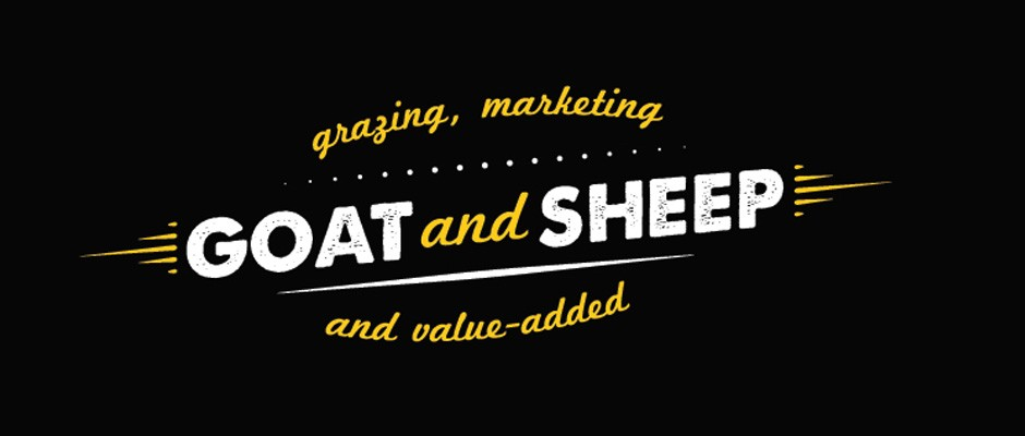 Goat and Sheep: Grazing, Marketing and Value-Added