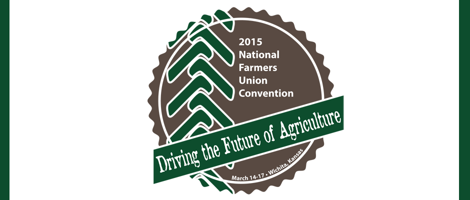2015 NFU convention logo