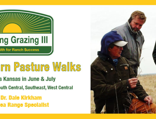Look & Learn Pasture Walk Series Will Help Producers Take Stock of Ecosystems
