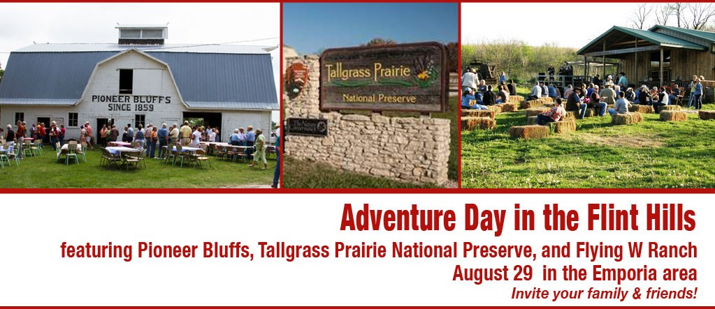 2015 Adventure Day in the Flint Hills