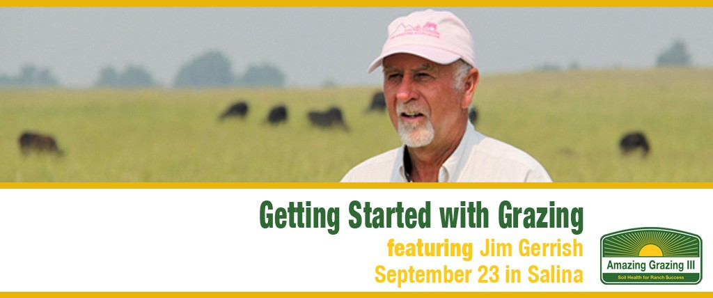 Getting Started with Grazing featuring Jim Gerrish