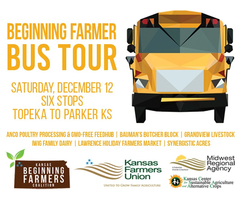 Beginning Farmer Bus Tour 2015
