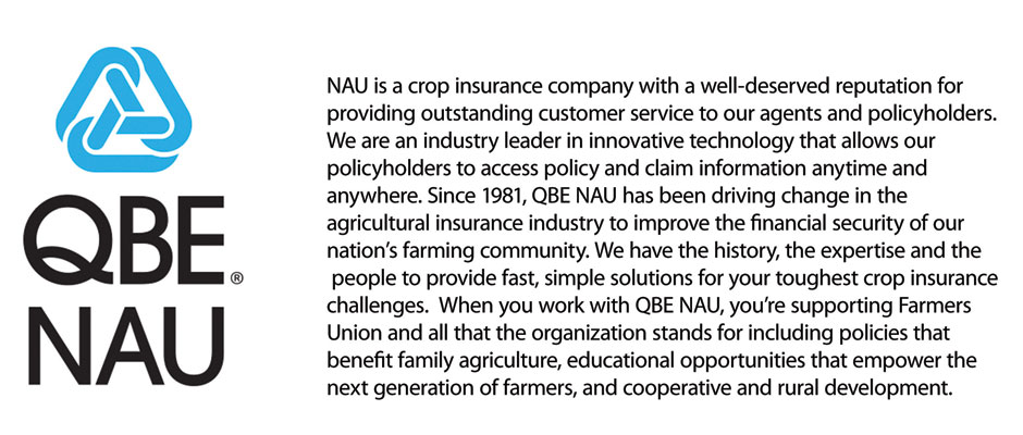 consider NAU crop insurance in 2016