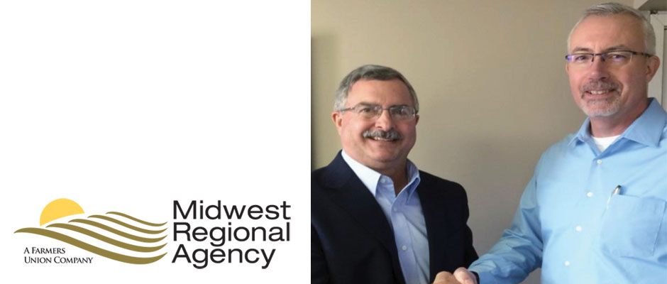 MRA Kansas District Manager Kevin Dubbert welcomes our newest agent, Don Delaney.