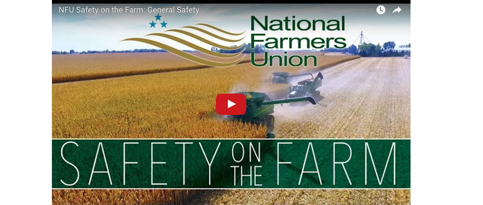 NFU Farm Safety Video