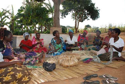 Kyempapu women's group