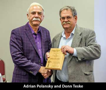 Adrian Polansky and Donn Teske