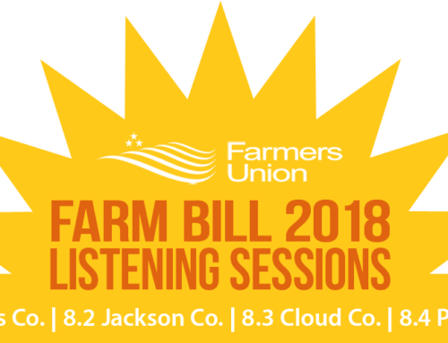 Join KFU & Friends for Farm Bill Listening Sessions