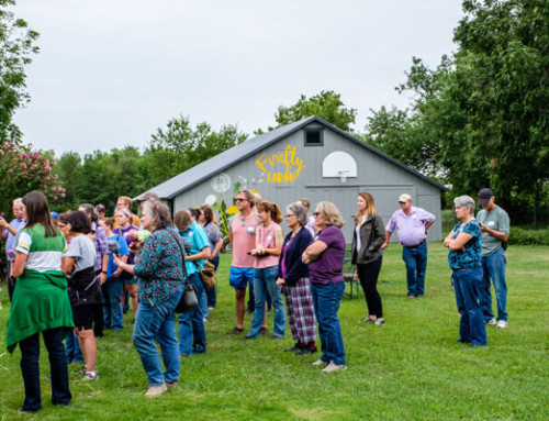 CHASING THE FLAVOR: Produce Farm Twilight Tour highlights specialty crop farms and basics of post-harvest handling