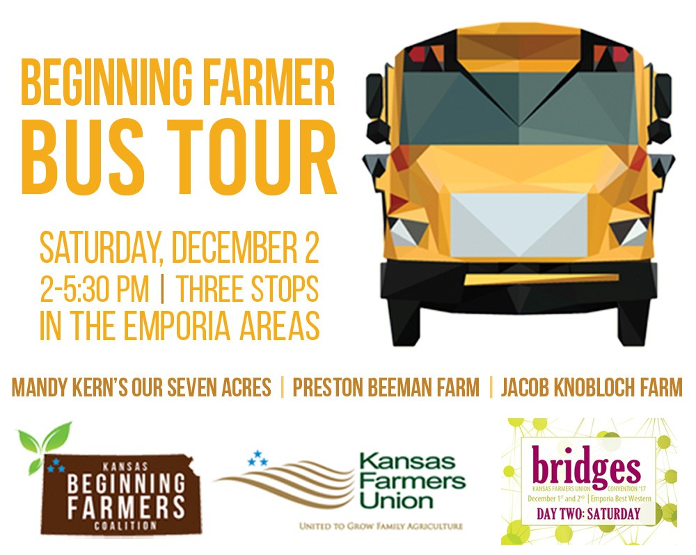 Beginning Farmer Bus Tour