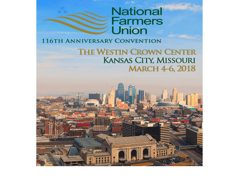 2018 NFU Convention