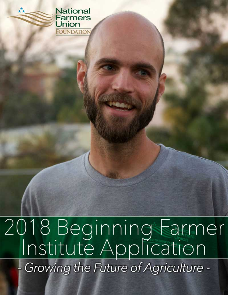NFI Beginning Farmer Institute 2018