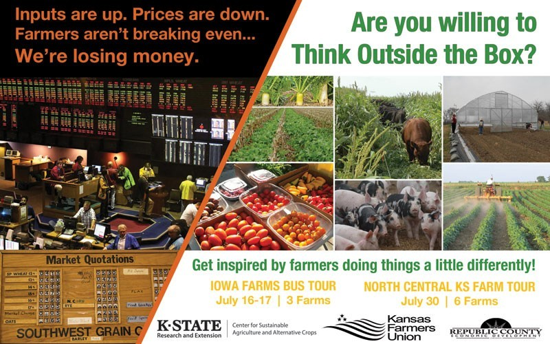 Thinking Outside The Box Farm Tours
