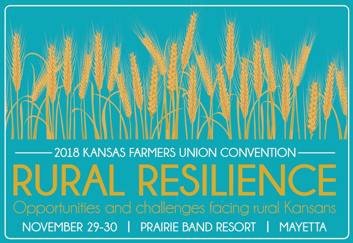 2018 Kansas Farmers Union State Convention