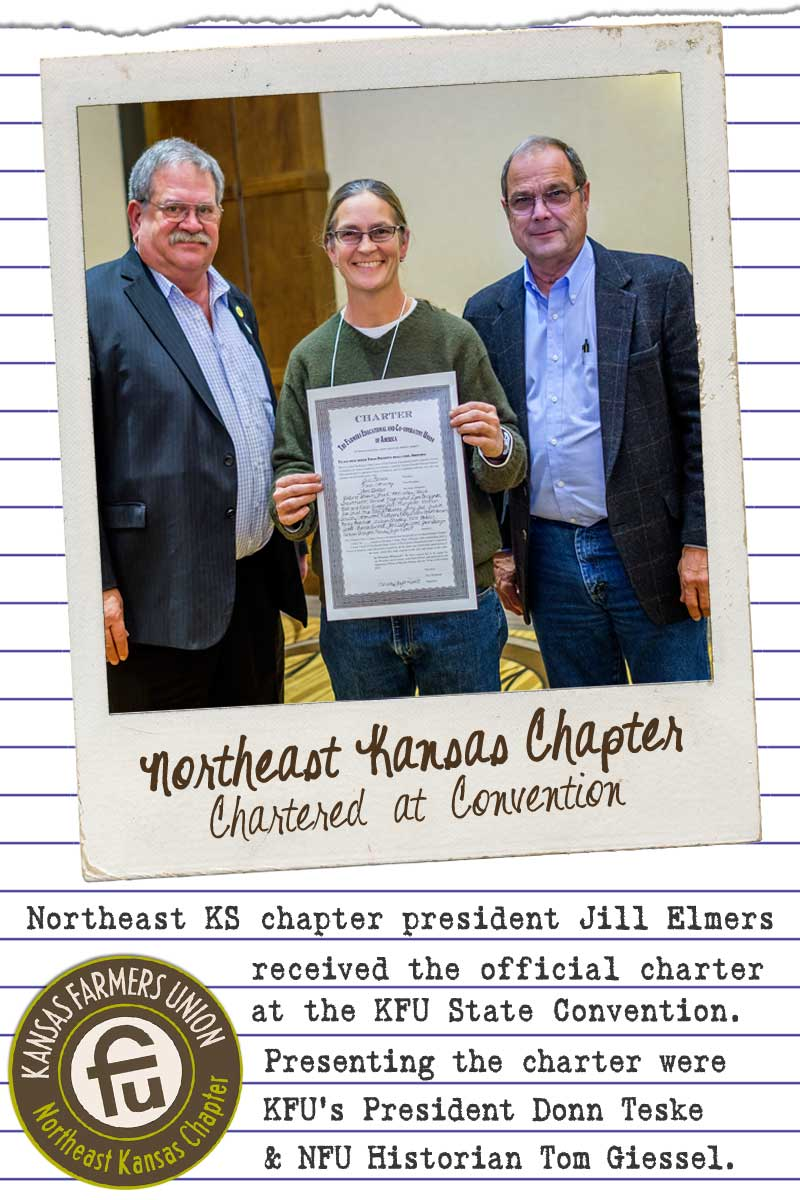 NE Kansas Chapter Launches