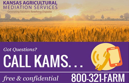 Kansas Agricultural Mediation Service