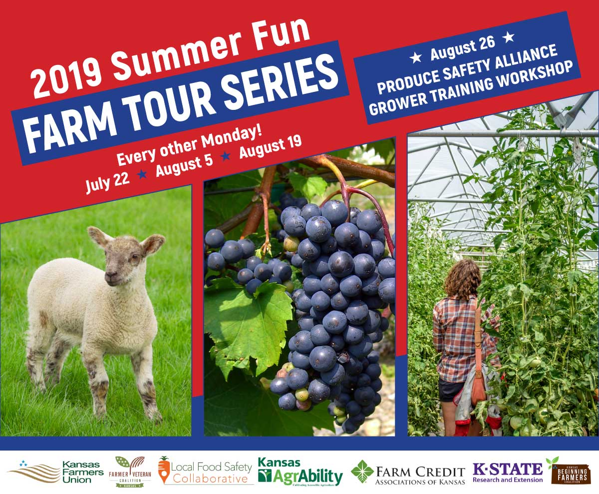 2019 Summer Fun Farm Tour Series