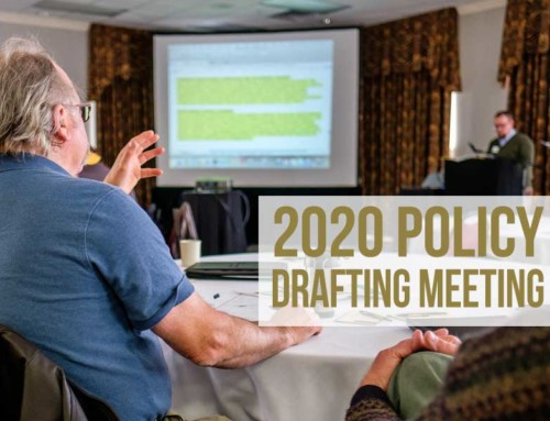 2020 KFU Policy Drafting
