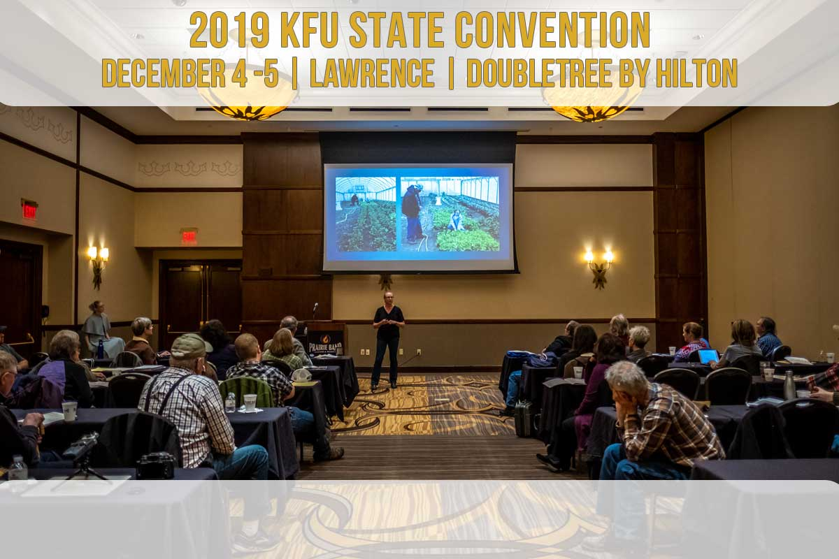 2019 KFU State Convention Dec 4-5