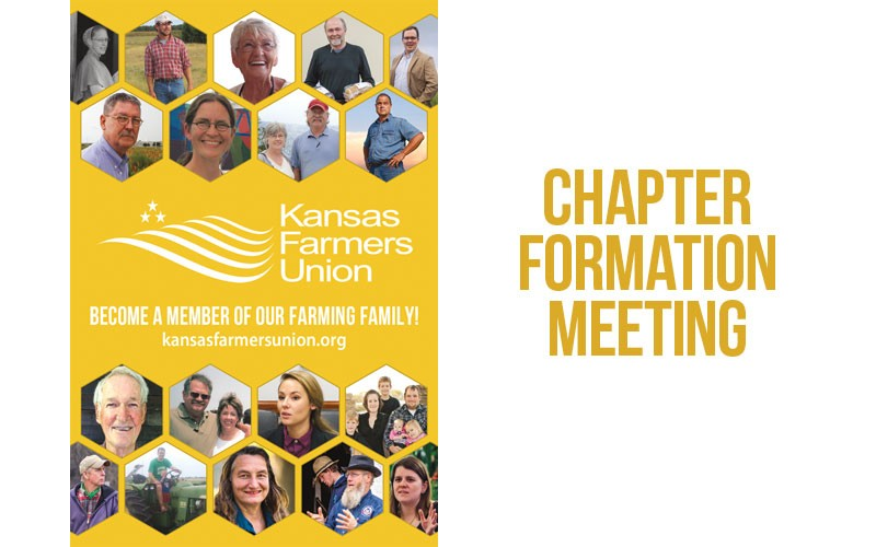 Wichita Area Chapter Formation Meeting