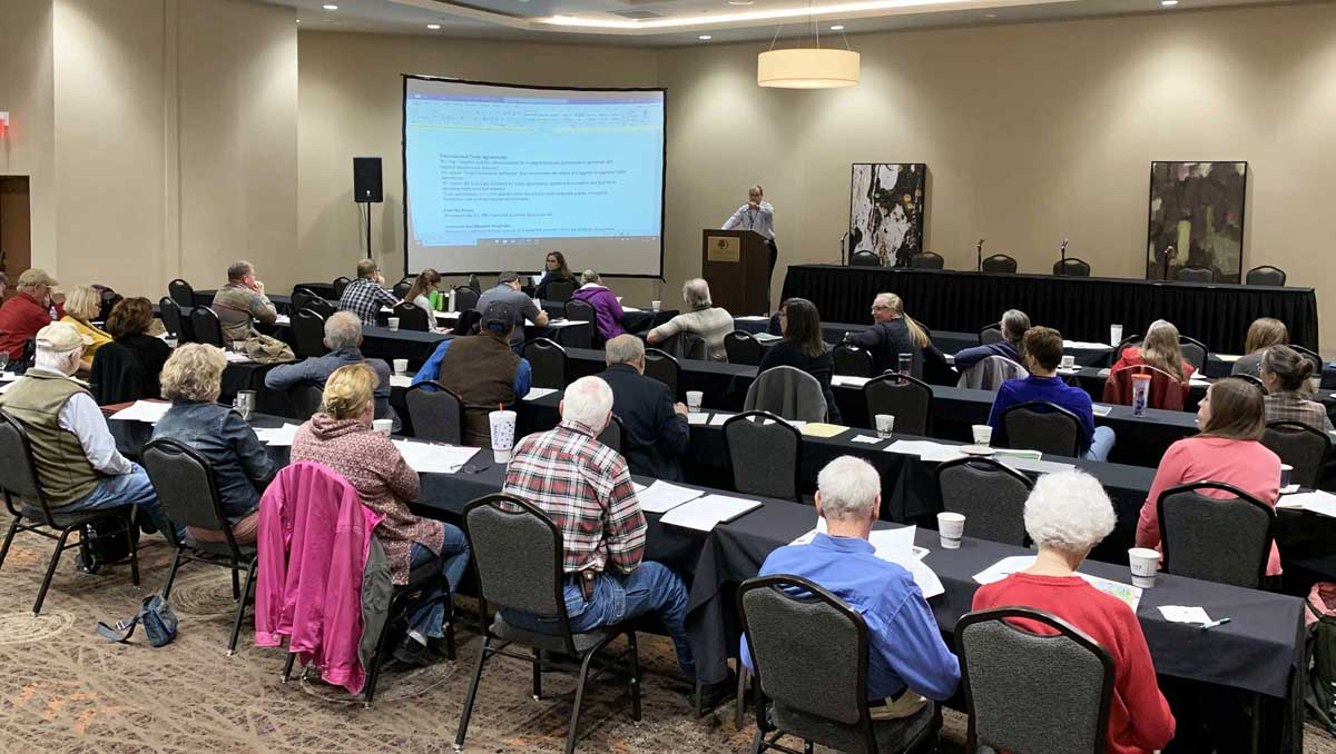 2019 KFU Convention Policy Debate