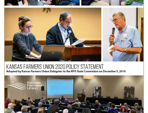 2020 Kansas Farmers Union Policy