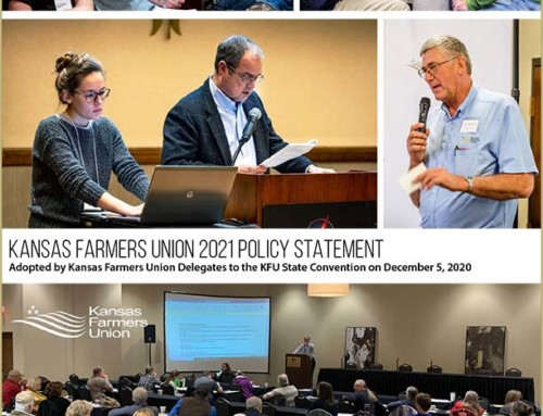2021 Kansas Farmers Union Policy