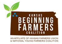Kansas Beginning Farmers Coalition logo