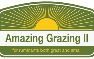 Amazing Grazing Project logo