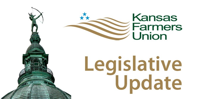 Kansas Legislature Update
