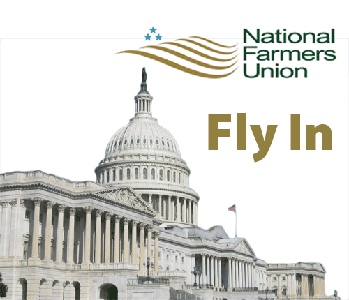 National Farmers Union Fly-In page link