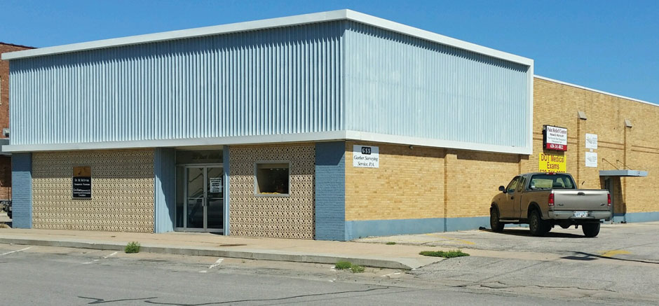 Just before the new year, staff and board moved 40+ years accumulation of Kansas Farmers Union history to a location near downtown.