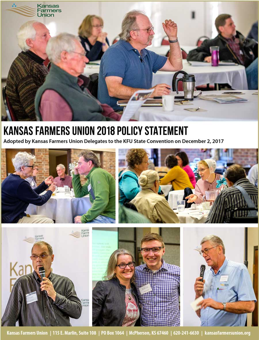 Download the 2018 KFU Policy Statement