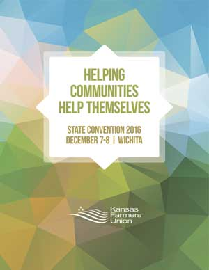 2016 Convention Cover Helping Communities Help Themselves