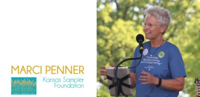 2018 Kansas Farmers Union State Convention Marci Penner