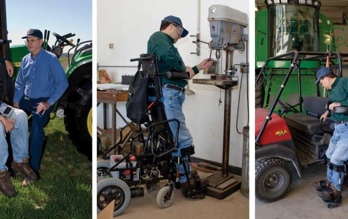 Each year AgrAbility helps hundreds of farmers, ranchers, agricultural workers and their families succeed in agricultural production and rural community life.