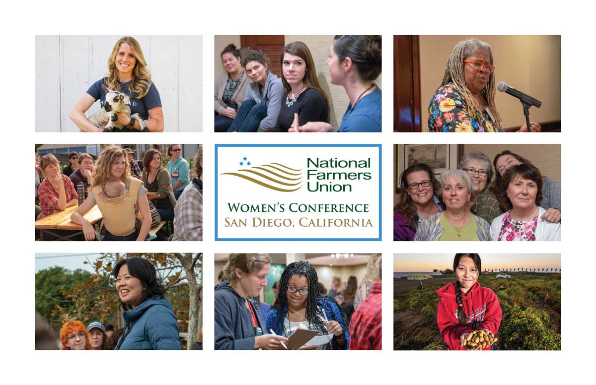 National Farmers Union's Women's Conference