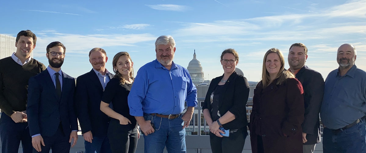 INSIDE VIEW: KFU representative travels to D.C. to serve on the '20 NFU Policy Committee